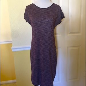 Lululemon High-low T-shirt Reversible Dress